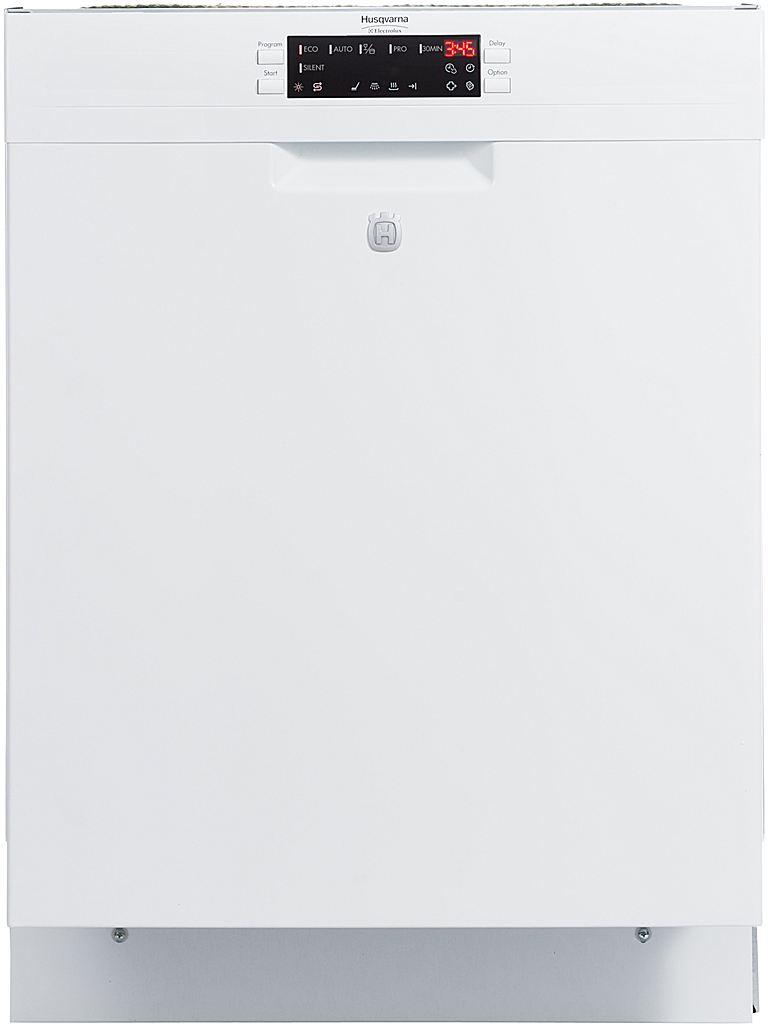 Diskmaskin QB6256W Husqvarna - elkedjan.se : installation av diskmaskin : Inredning