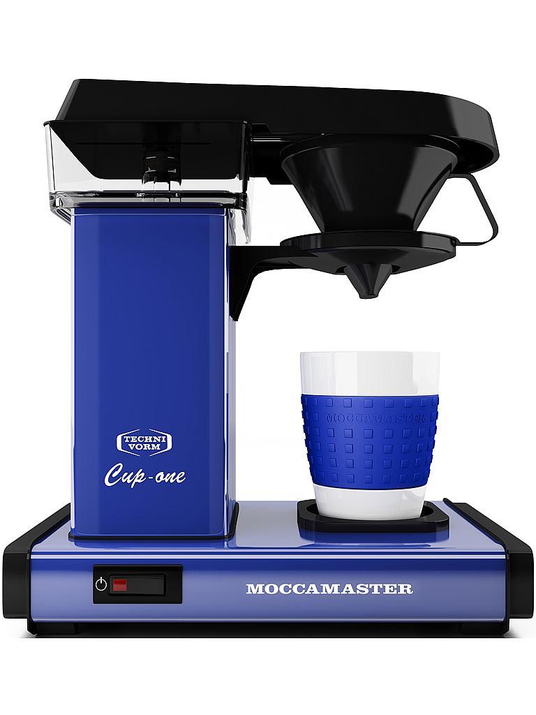 Moccamaster blå – Komfyr bruksanvisning