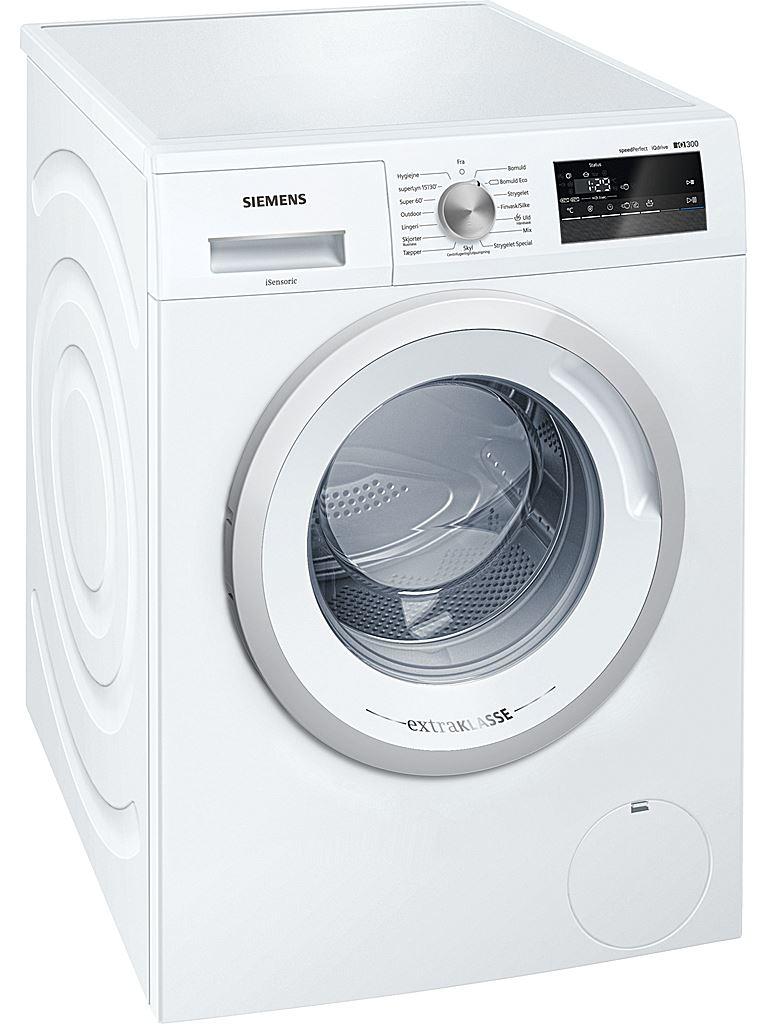 Tvättmaskin wm14n1s8dn siemens   elkedjan.se