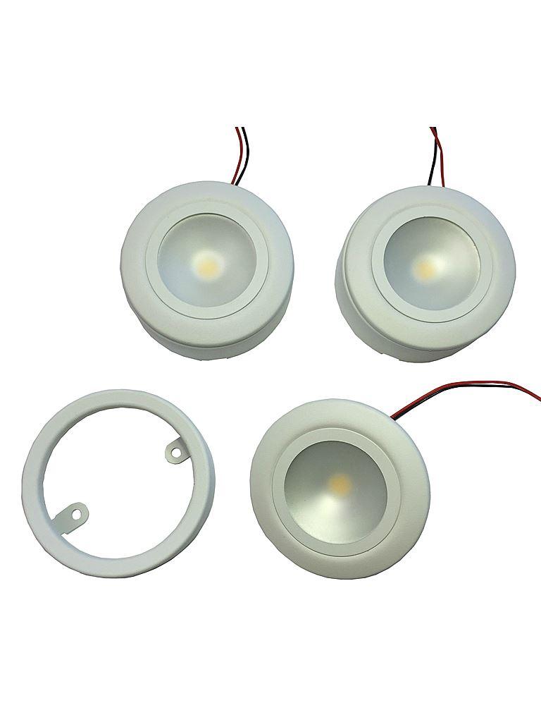Infällda spotlights – riktbara infällda led spotlights   elkedjan.se
