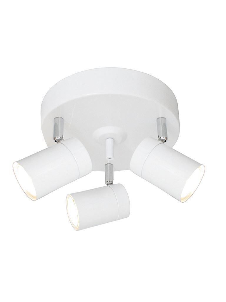 Takspotlight – modern riktbar belysning i taket - elkedjan.se