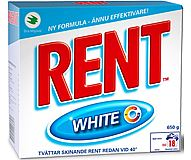 Bild på RENT RENT WHITE