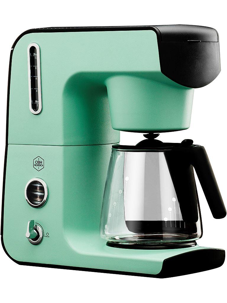 Kaffebryggare 2403 turquise obh nordica   elkedjan.se