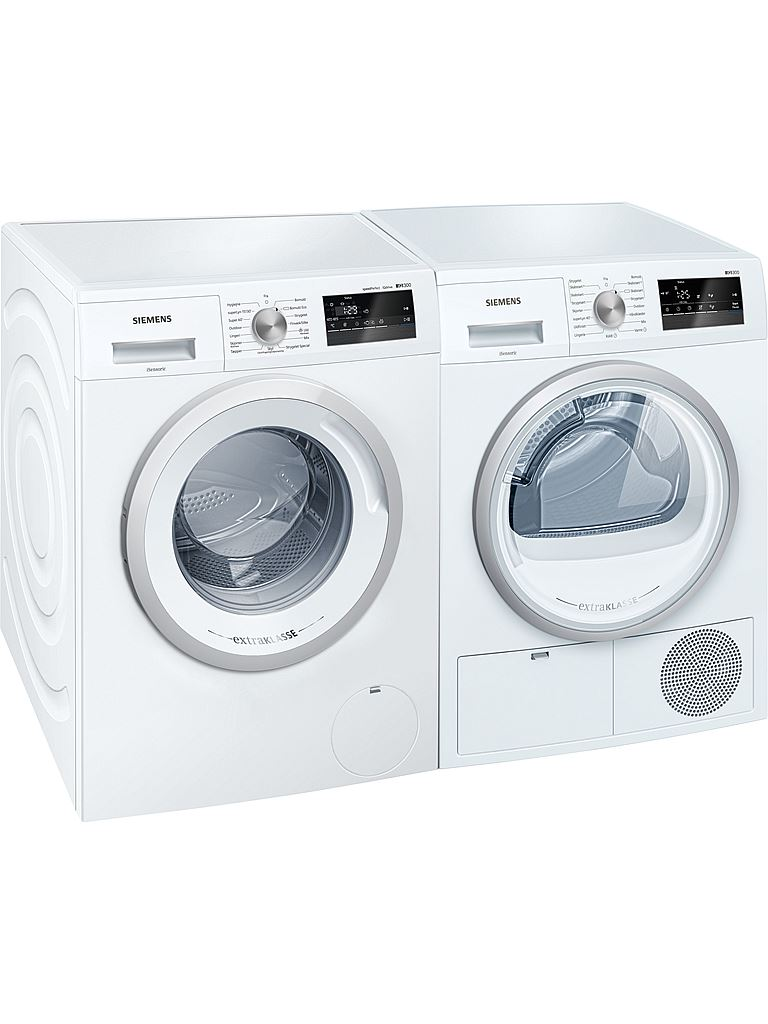 Tvättmaskin  och torktumlarpaket   elkedjan.se