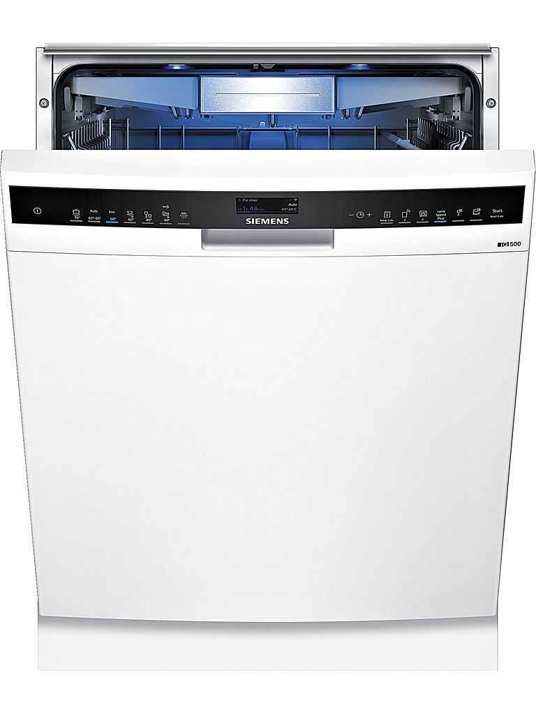 Diskmaskin SN457W06TS Siemens : siemens diskmaskin : Inredning