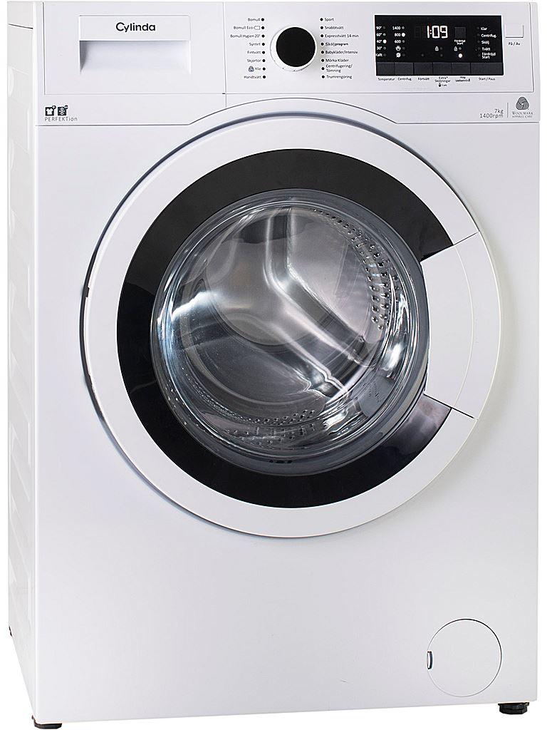 Tvättmaskin ft 5276 cylinda   elkedjan.se