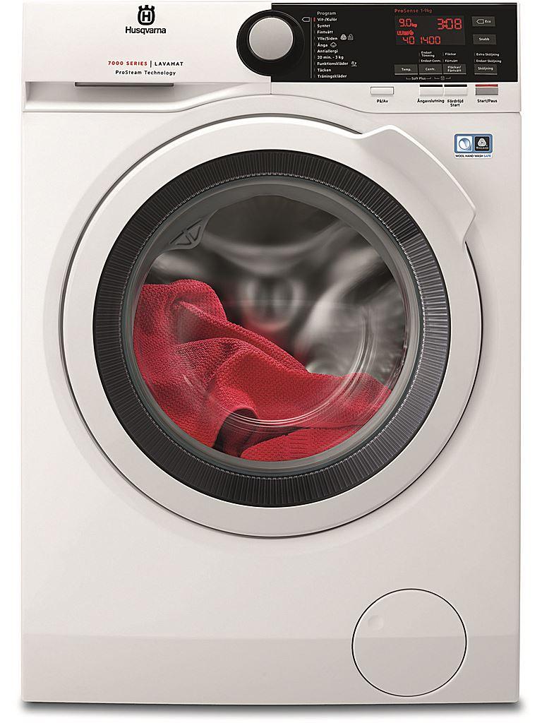 Tvättmaskin qw167494 husqvarna   elkedjan.se