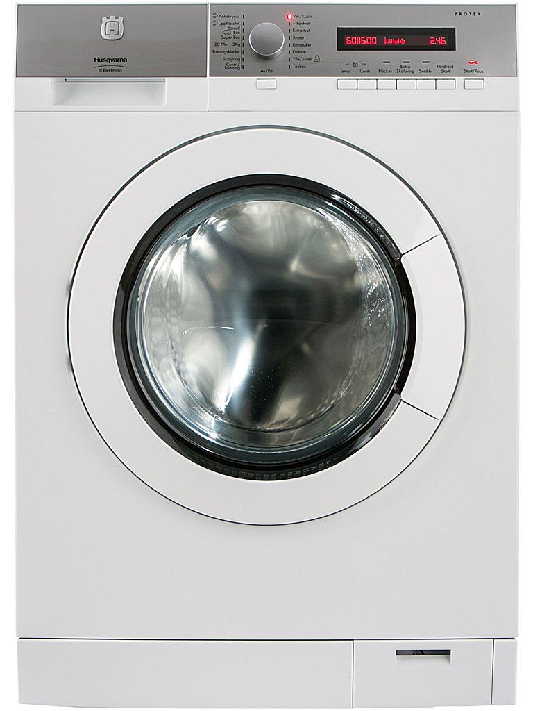 Tvättmaskin qw167272 husqvarna   elkedjan.se