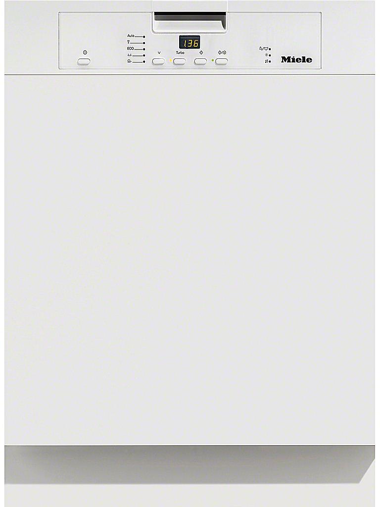 Diskmaskin G4210SCu Vit Miele