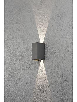 Led belysning utomhus vägg